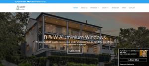 best window companies in sydney
