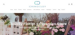chinaclay pottery store in sydney