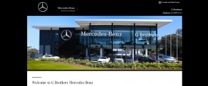 G Brothers Mercedes-Benz dealers in Sydney