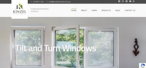 kinzel industries window company sydney