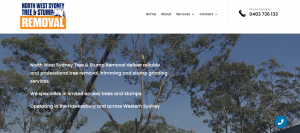 north west sydney tree services