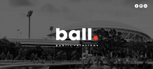 ball pr agents in adelaide