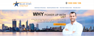 blue star energy in perth