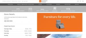 furniture bazaar in perth