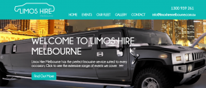 limo hire services in melbourne