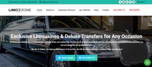 limozone services in melbourne