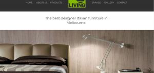 living interior furniture in melbourne