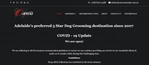 oscars dog groomers in adelaide