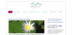 state of mind hypnotherapy in adelaide