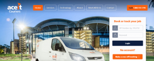 ace it couriers in adelaide