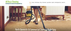 all buzz cleaning services in perth