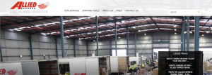 allied express logistic services in adelaide