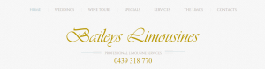 bailey limos in adelaide