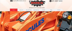 bmes equipment in gold coast