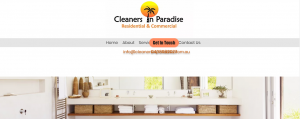 cleaners in paradise services in gold coast