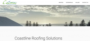 coastline roofing solutions in wollongong