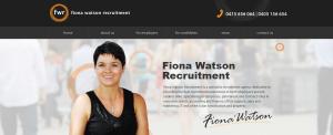 fiona watson recruitment in gold coast