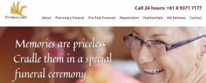 funeralcare in perth
