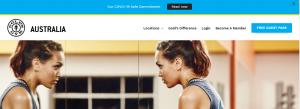 gold's gym in sydney
