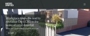 hames sharley architects in brisbane