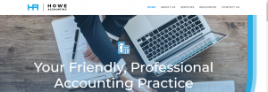 howe accounting service