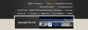 kenwalls roofing in wollongong