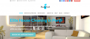 maid in perth cleaning services
