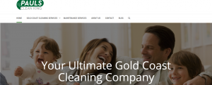 pauls clean king services in gold coast