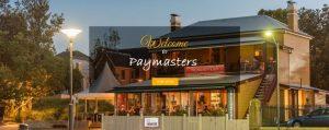 paymasters australian restaurant in newcastle