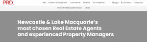 prd real estate in newcastle