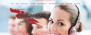 progress courier services in adelaide