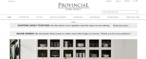 provincial home living furniture in newcastle