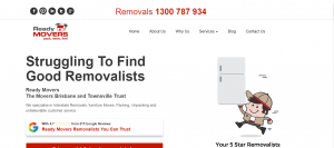 ready movers services in brisbane