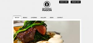 restaurant mason australian cuisine in newcastle