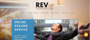 rev up your resume in canberra