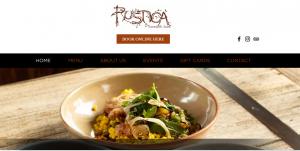rustica australian restaurant in newcastle