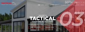 tactical roofing in wollongong