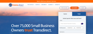 transdirect courier services in adelaide