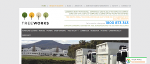 treeworks services in canberra