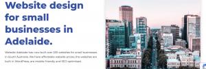 website adelaide web design services