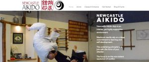 newcastle aikido dojo