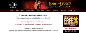 5th avenue dance in gold coast