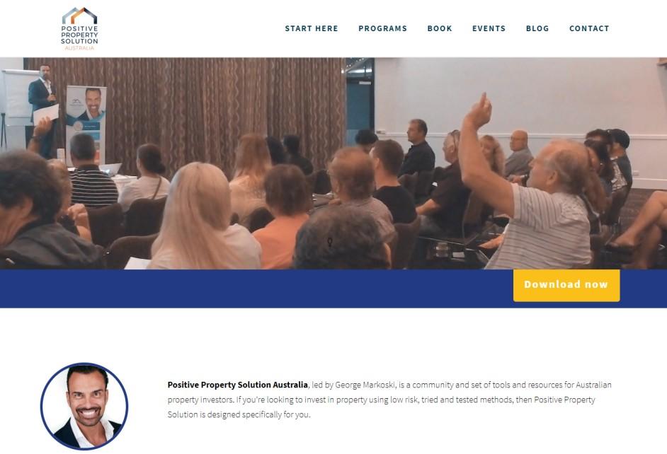 Positive Property Solution Australia