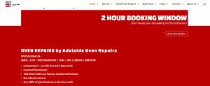 adelaide open repairs