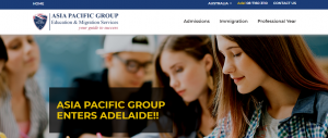 asia pacific group in adelaide