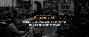 authentink tattoo studio in sydney