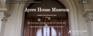 ayers house museum in adelaide