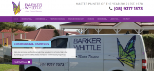 barker whittle painters in perth