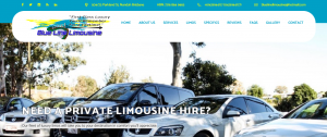 blue line limo hire in brisbane