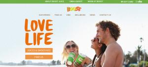 boost juice in gold coast